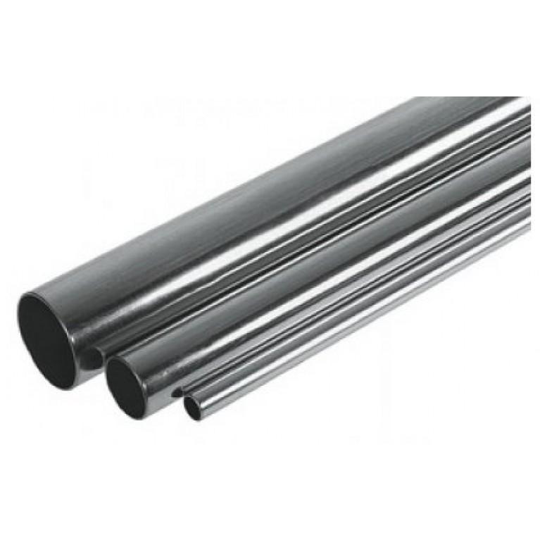 Труба оцинкованная 42 мм press Steel