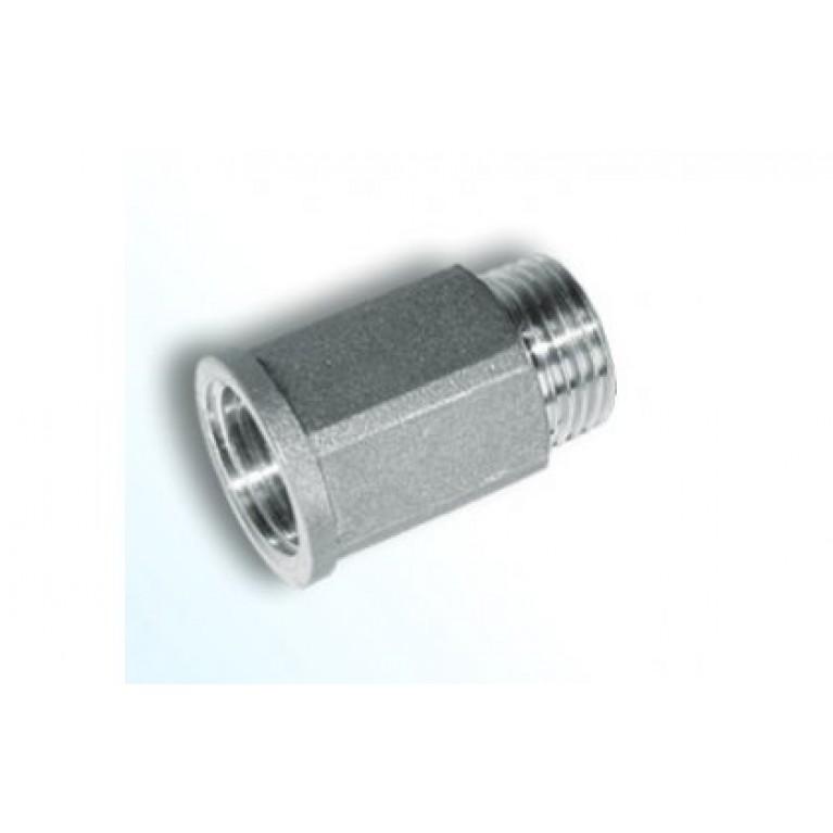 Удлинитель шестигранный Valtec Никель 1/2 х 25 мм