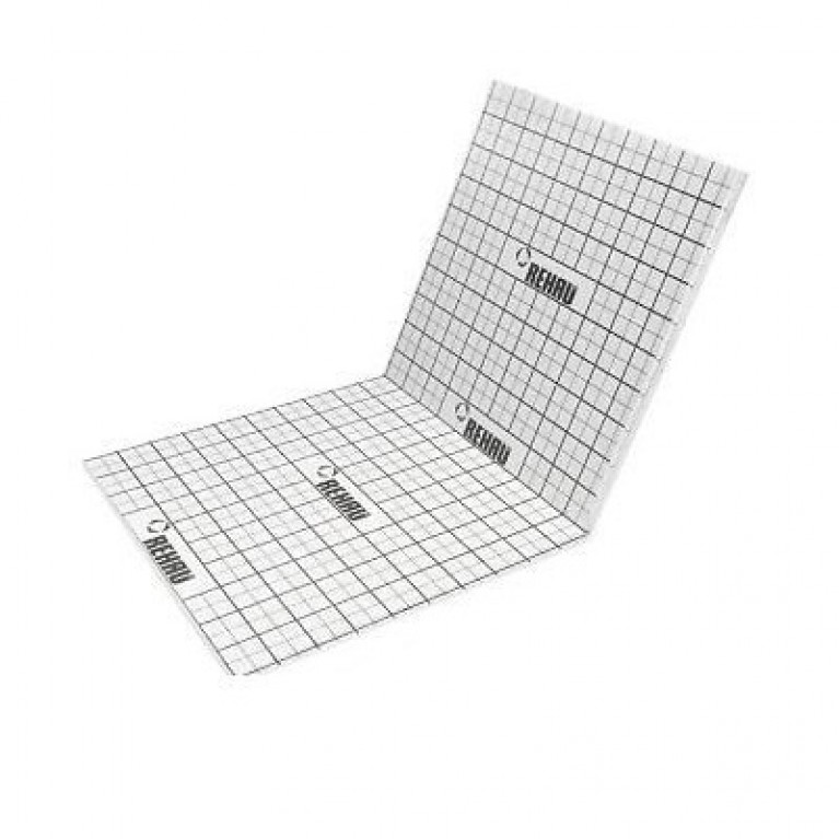 Мат ізол. для монтажу гарпун-скобами 30-2 мм, WLG 040