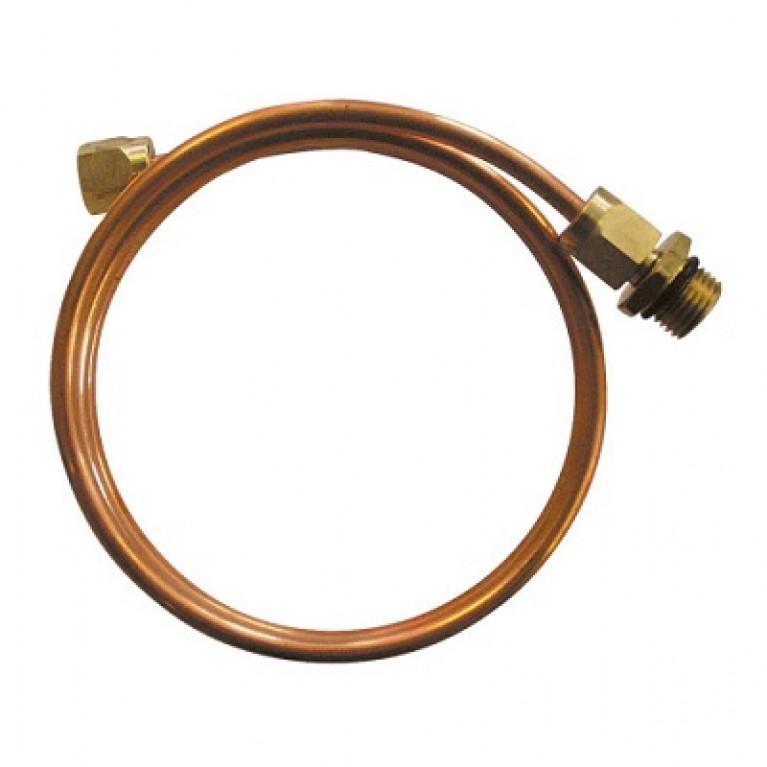 Импульсная трубка для регуляторов  перепада  давления  4007,4002 ,1,0 м.