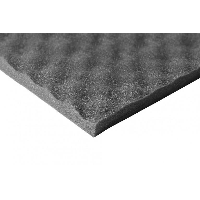 Изоляция пластина К-FONIK В (PU Рельефный) ,PU 20 мм + PU 30 мм,1000 мм x 2000 мм
