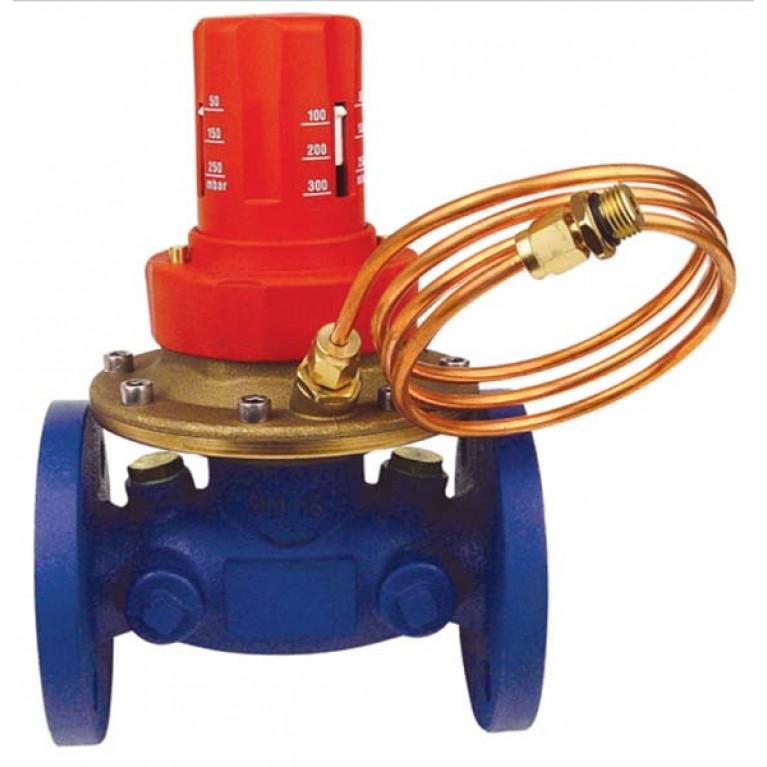 Регулятор перепада давления 4007F 5-30 кПа, kvs 700-9000 л/ч, DN 50, фланцевый