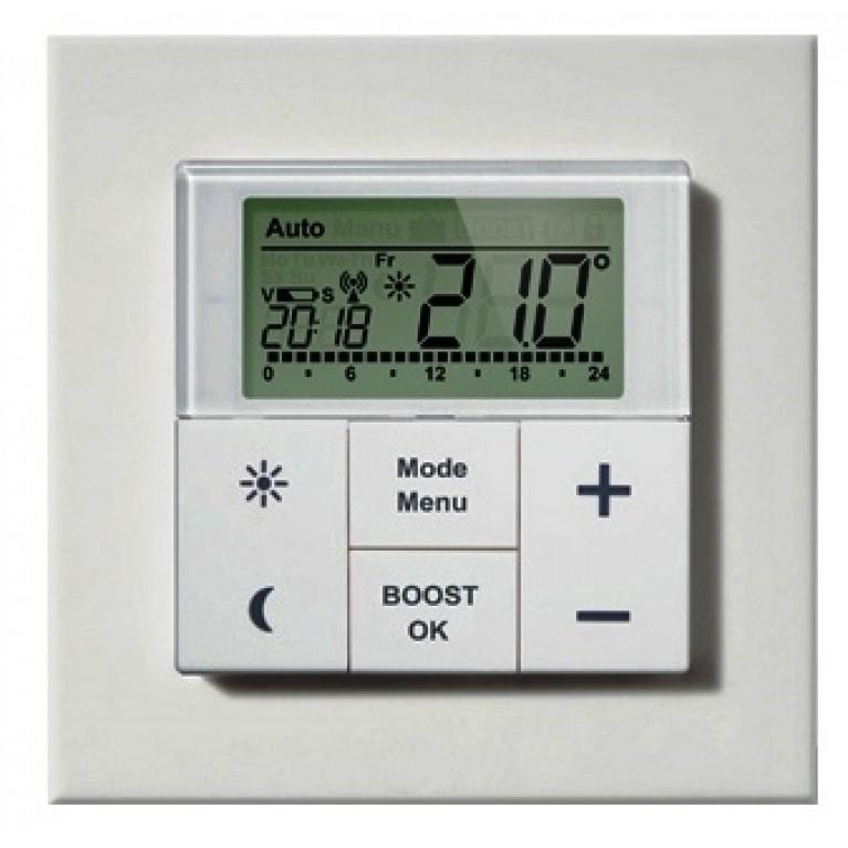Настенный комнатный термостат Herz ETKF+
