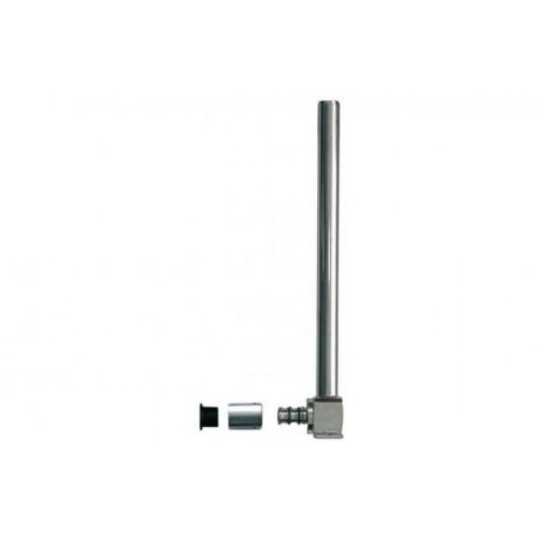 Отвод с кронштейном 90 град. 16 мм (L = 300 мм) press