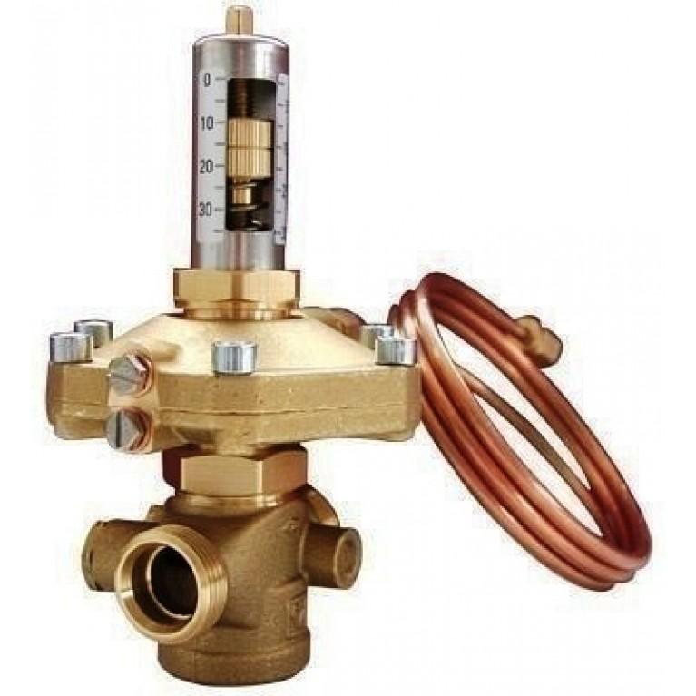 Регулятор перепада давления 4002 30-60 кПа, kvs 150-2200 л/ч, DN 25, резьбовой