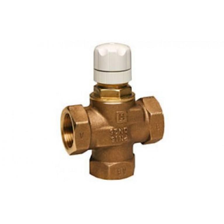 3-х ходовой смесительный клапан PN16, DN20, Kvs 3,2 м3/ч, 2…120 °C,  вн. резьба