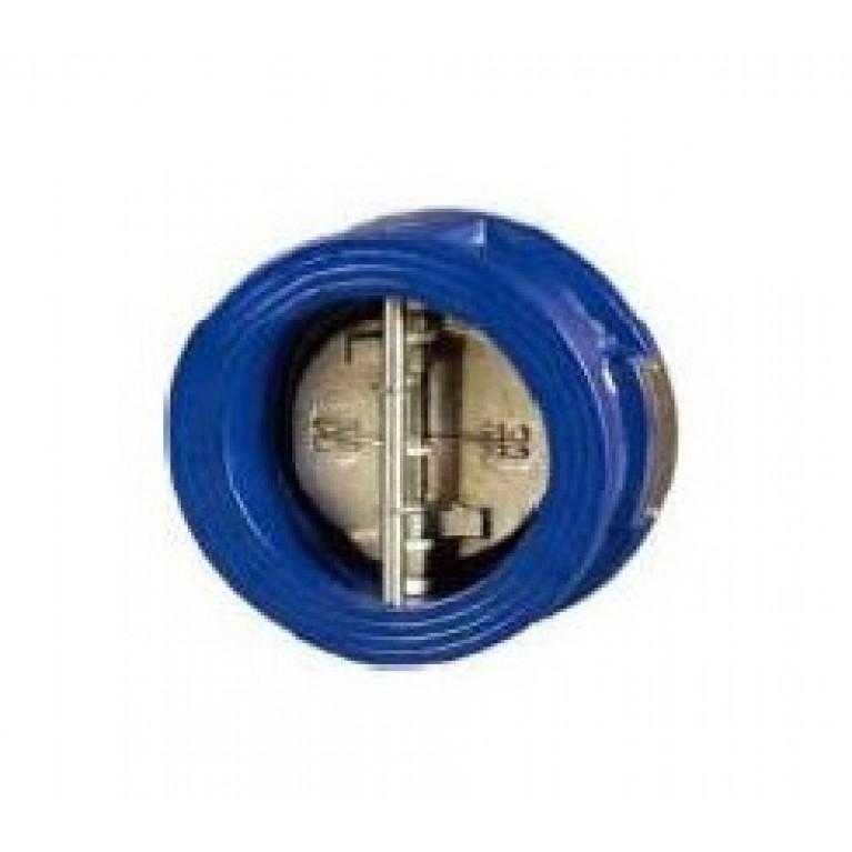 Клапан обратный двухстворчатый межфланцевый DN 125, Honeywell