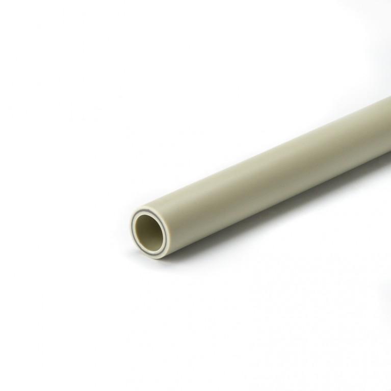 Труба полипропиленовая арм. стекловолокном Fiber PN 20 20*2,8 мм SPK