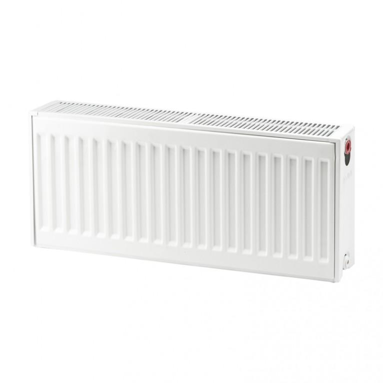 Радиатор стальной нижнее подключение 22VC 300х1400 AVM