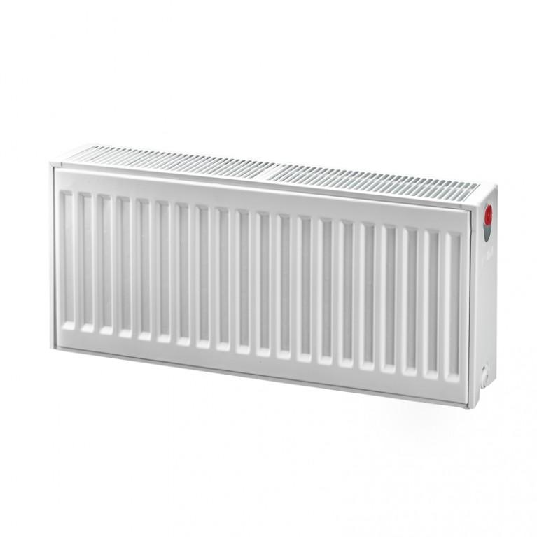 Радиатор стальной боковое подключение 33С 300х600 AVM