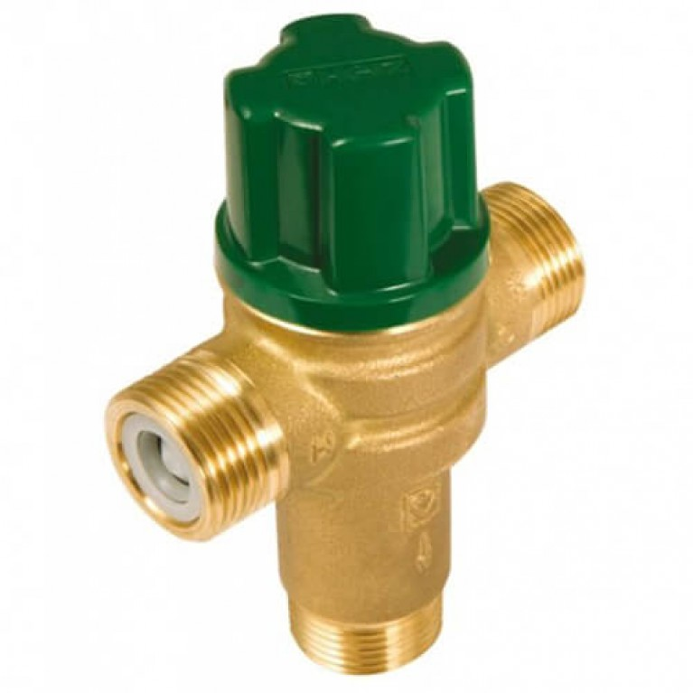 Термосмесительный клапан HERZ G 1/2 TMV 2