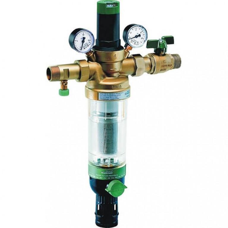 Комбинированный водоразборный узел Honeywell HS10S-1 1/4AA